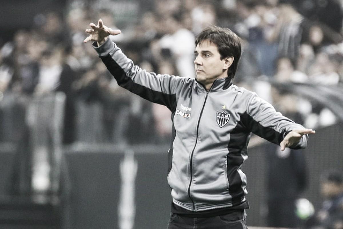Thiago Larghi valoriza ponto fora de casa e elogia novo sistema de jogo do Atlético-MG