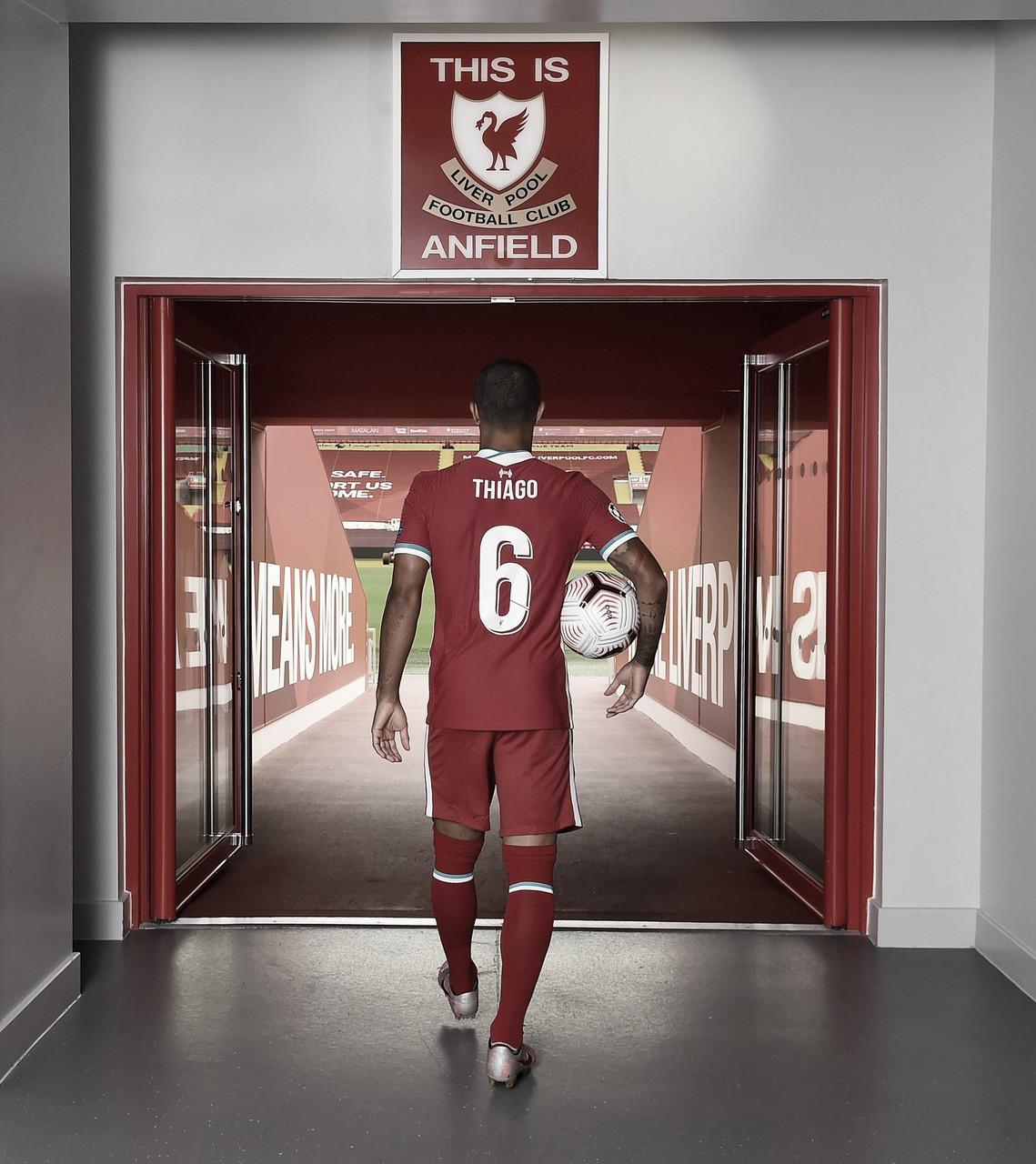 OFICIAL: Thiago ficha por el Liverpool