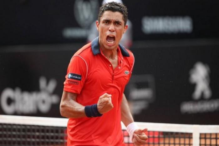 ATP Rio De Janeiro, Monteiro sorprende uno spento Tsonga. Continua il cammino di Thiem