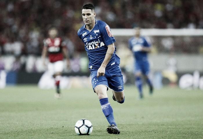 Para Thiago Neves, cansaço físico foi preponderante para empate entre Cruzeiro e Corinthians