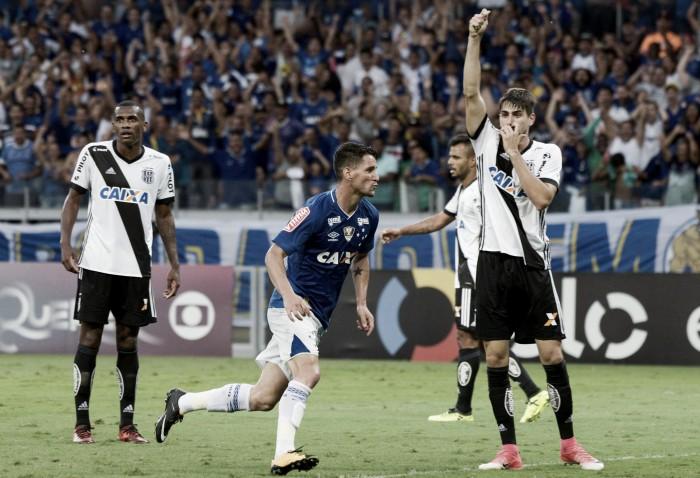 Autor do gol de empate do Cruzeiro, Thiago cita Vicintin e faz pedido aos novos dirigentes