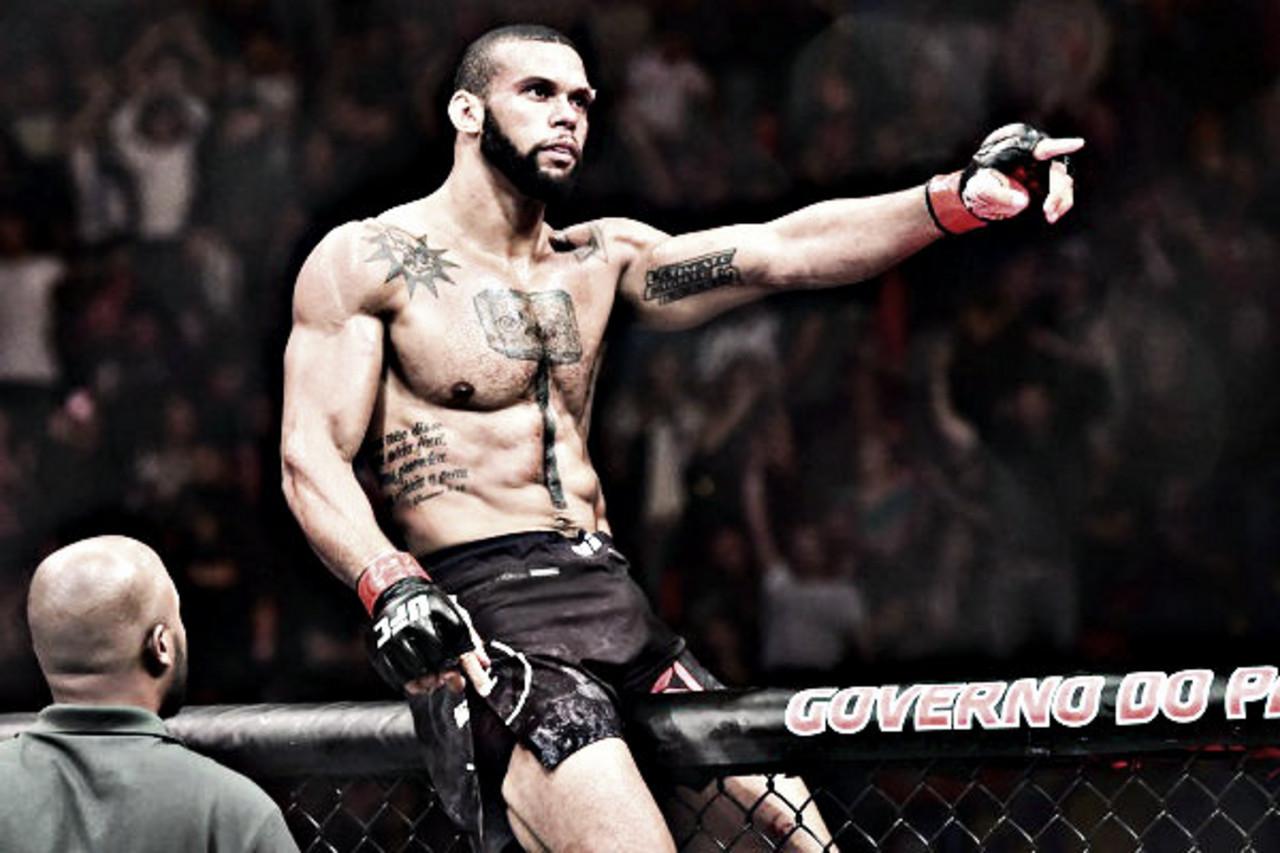 Santos vs Blachowicz encabezará el evento de UFC en Praga
