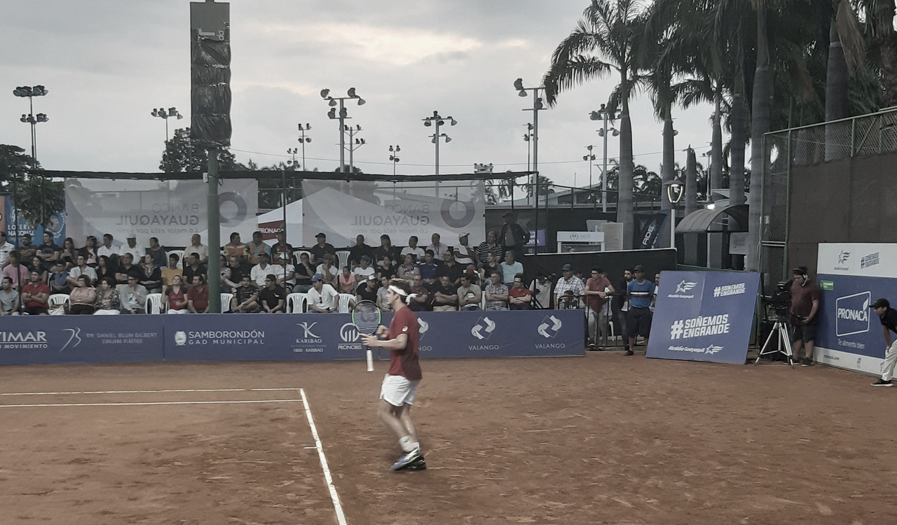 Thiago Wild derrota Dellien em Guayaquil e vence primeiro Challenger da carreira