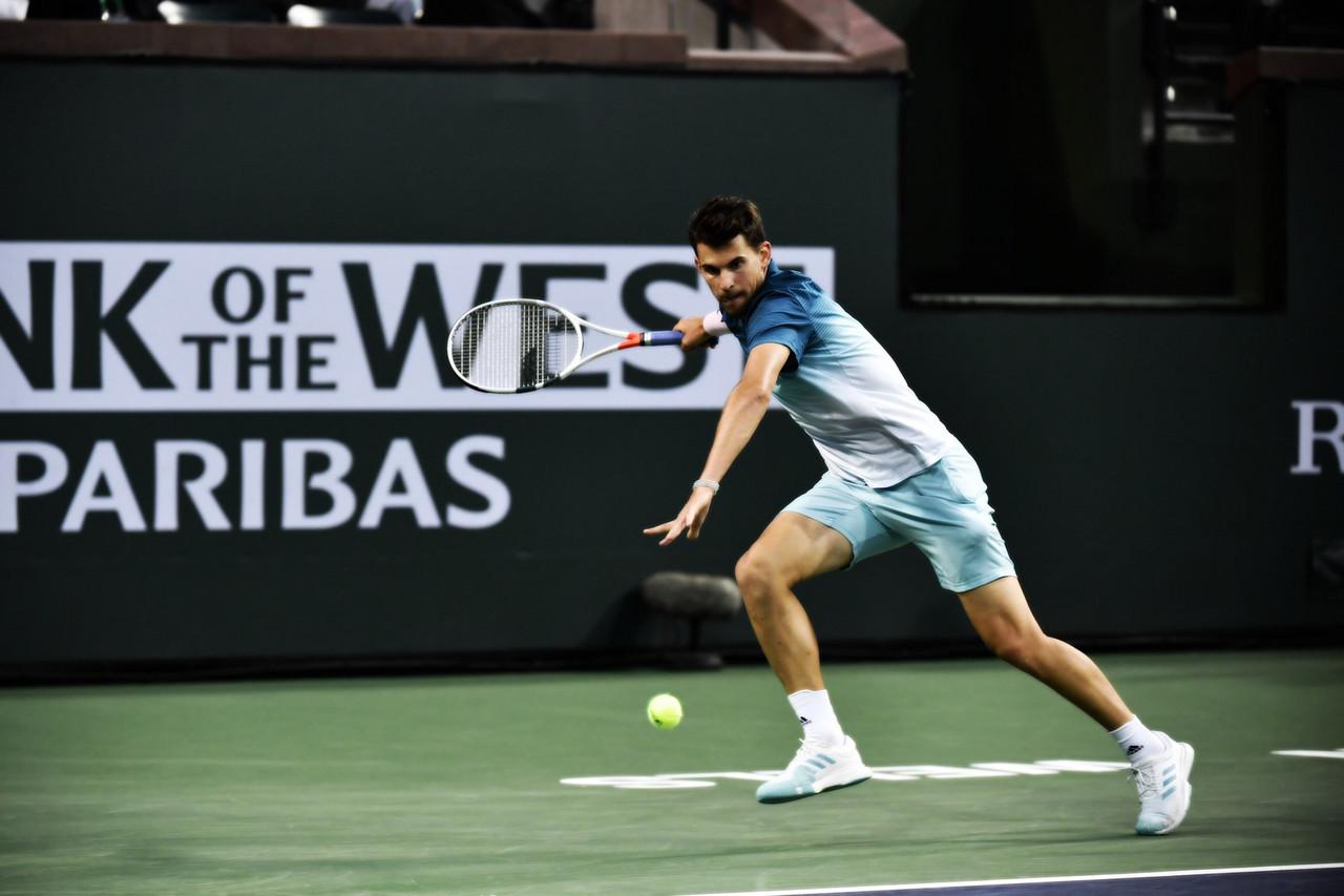 Dominic Thiem espera que el US Open siga adelante