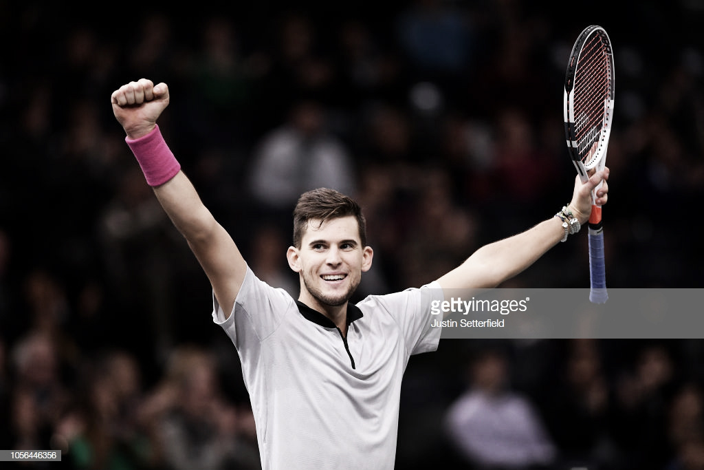 Thiem pone punto y final a la defensa de título de Sock