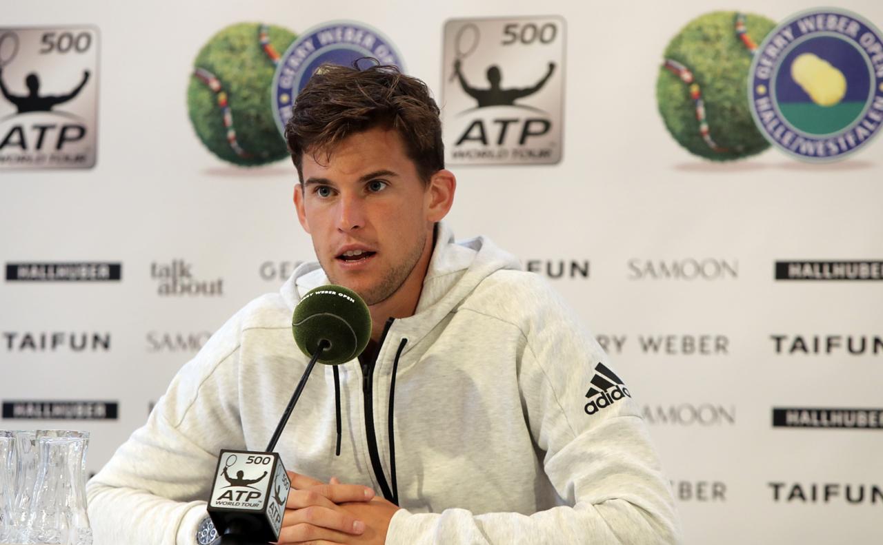 ATP Halle: Florian Mayer stuns Dominic Thiem to make the final