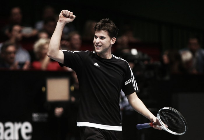 Dominic Thiem completes ATP World Tour Finals lineup