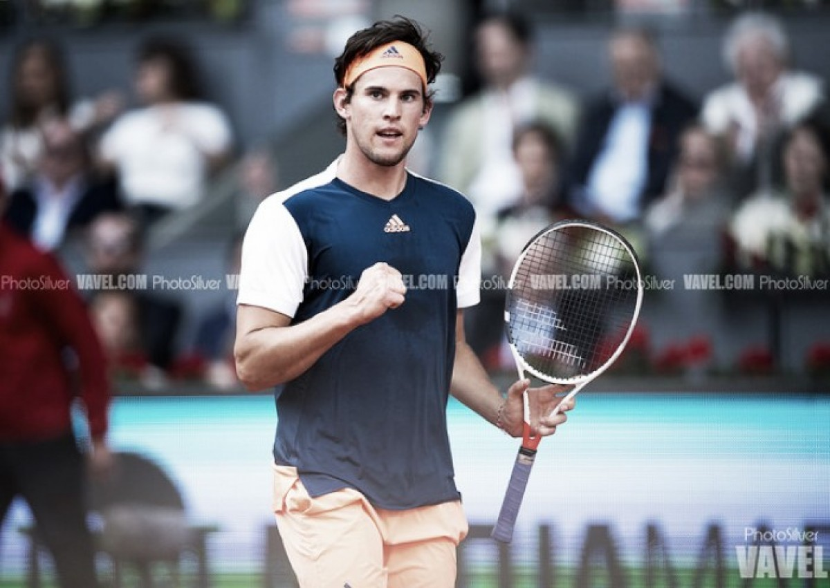 ATP Madrid - Thiem vs Zverev, titolo in palio