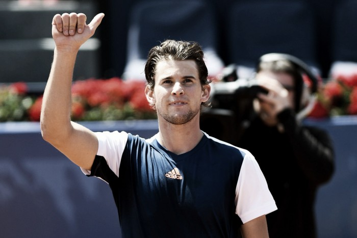 ATP Barcelona: Dominic Thiem scores first win over Andy Murray to reach the final