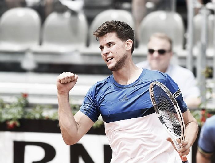 Dominic Thiem vence Zverev e conquista o ATP 250 de Nice
