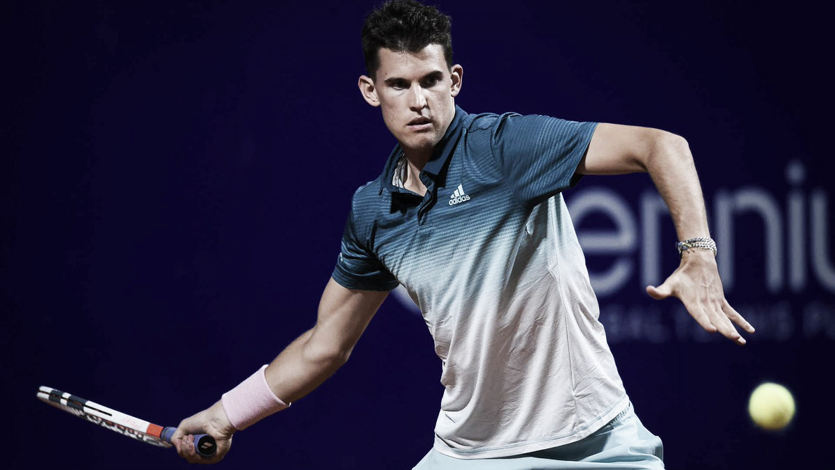 Thiem sofre, mas vence Cuevas e está na semifinal do ATP de Buenos Aires