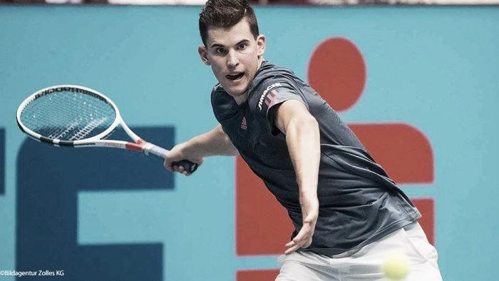 Dominic Thiem vence Monfils e segue vivo no ATP Finals