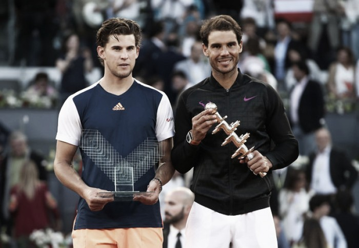 ATP Rome quarterfinal preview: Rafael Nadal vs Dominic Thiem