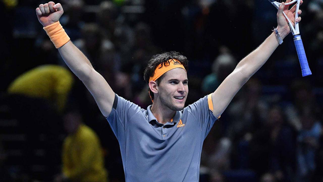 Nitto ATP Finals: Dominic Thiem dethrones Alexander Zverev to claim spot in final