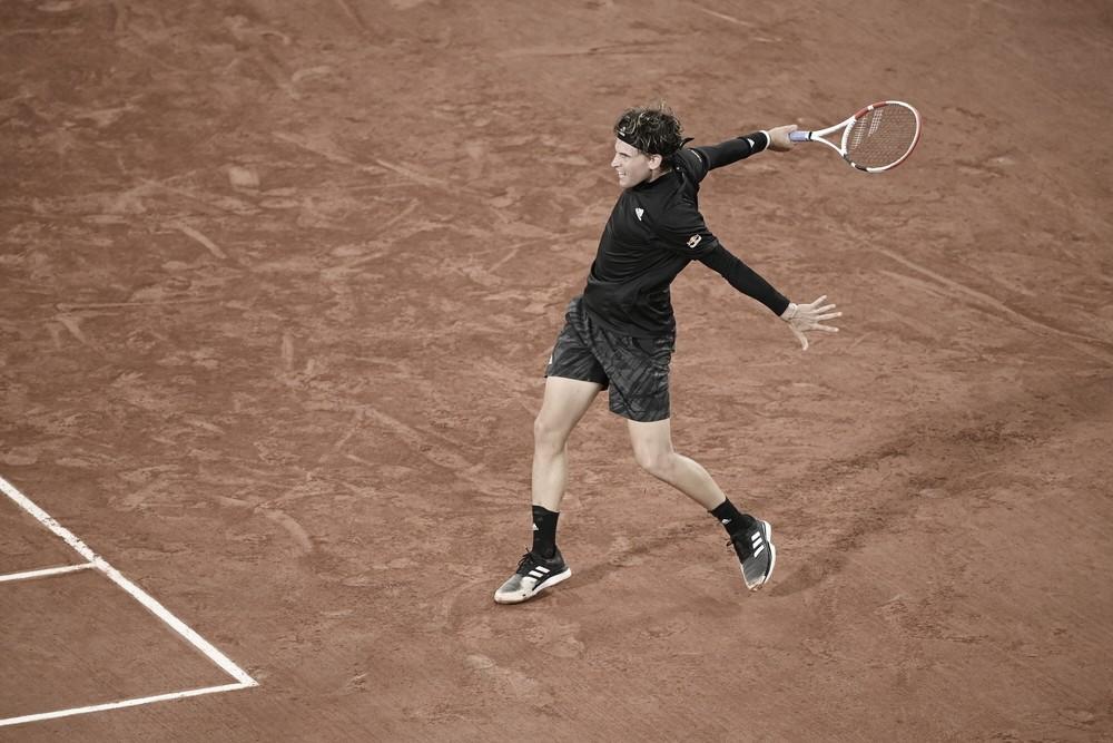 Após titulo no US Open, Thiem vence Cilic sem dificuldades na estreia em Roland Garros
