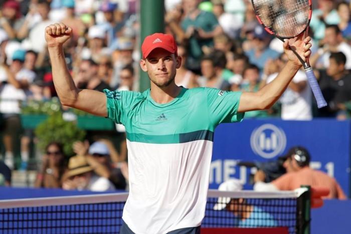 ATP Buenos Aires, quarto trionfo in carriera per Thiem