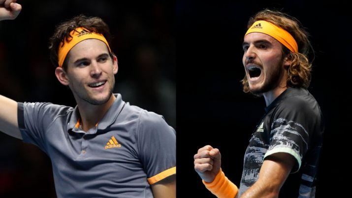 Nitto ATP Finals championship preview: Stefanos Tsitsipas vs Dominic Thiem
