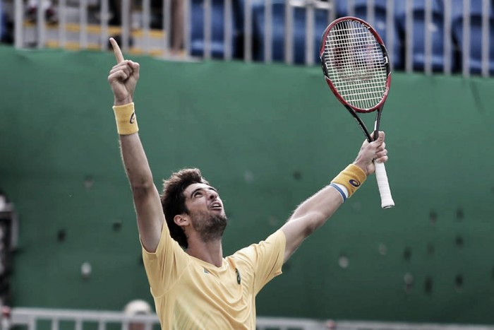 Thomaz Bellucci surpreende David Goffin e encara Nadal na Rio 2016