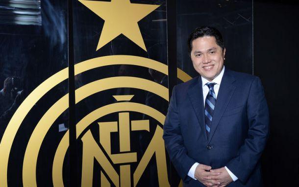 "Inter, Thohir: ""Zanetti vicepresidente, Handanovic e Icardi restano"""