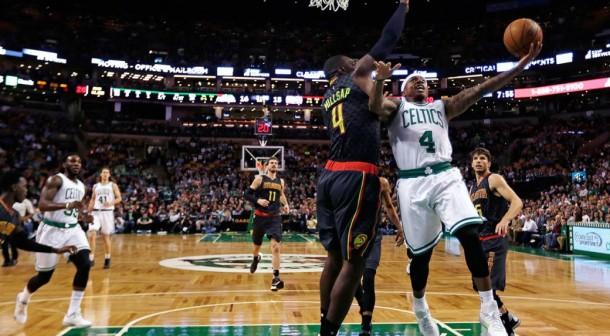 Thomas domina nella vittoria dei Celtics su Atlanta