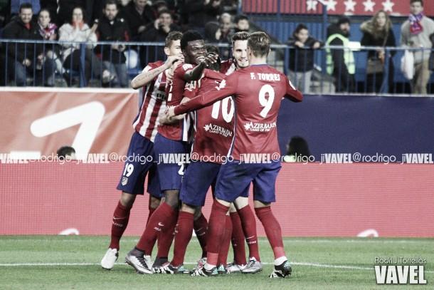 Koke manda, Thomas marca y el Atlético pasa a octavos