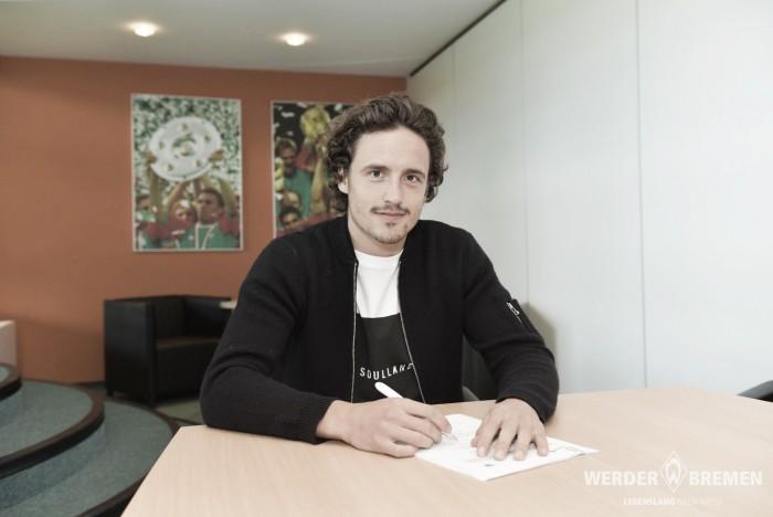 Werder Bremen anuncia meio-campista dinamarquês Thomas Delaney