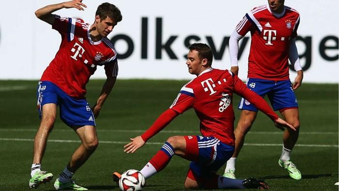 Il Bayern verso la Juve: le possibili scelte di Guardiola