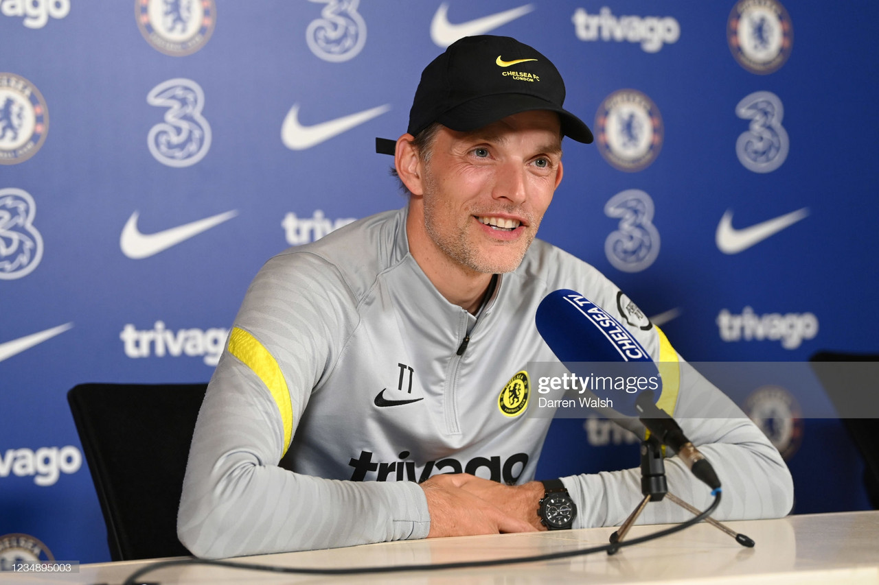 The five key quotes from Thomas Tuchel's pre-Tottenham press conference