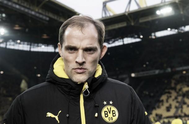 Técnico do Dortmund aprova rendimento na etapa final depois de triunfo sobre Stuttgart
