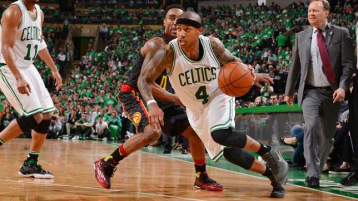 NBA Playoff, un Thomas da sogno abbatte Atlanta e regala gara 3 ai Celtics (111-103)