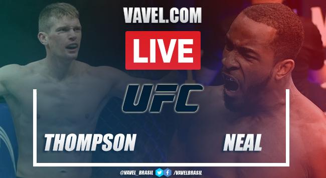 UFC Live Results: Stephen Thompson vs Geoff Neal updates in UFC Vegas 17