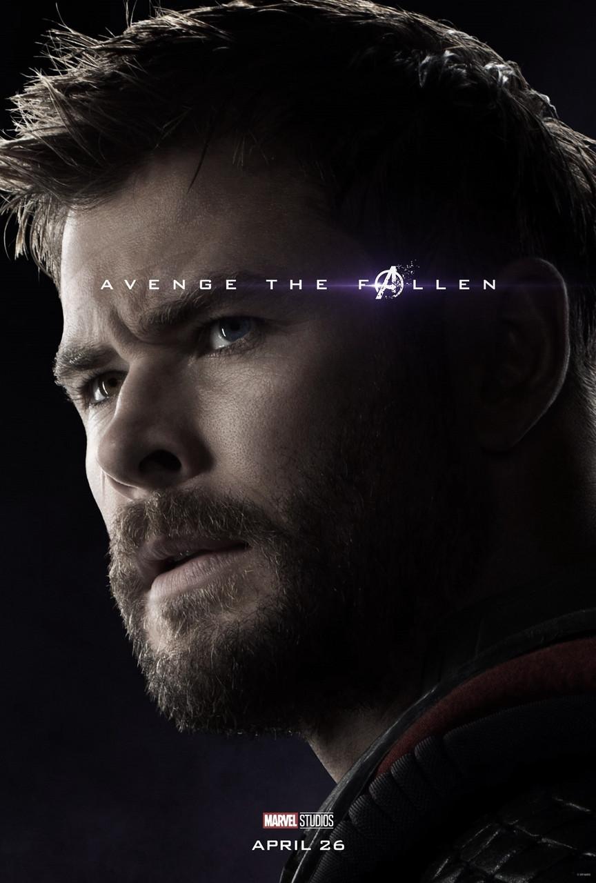 Nueve años de Thor en el UCM