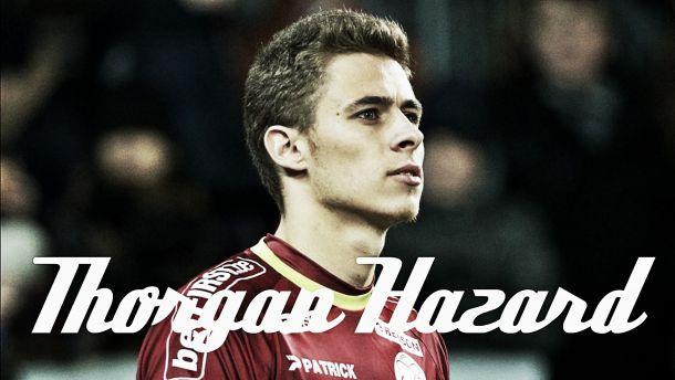 Monchengladbach agarra Thorgan Hazard até 2020