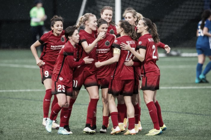 Portland Thorns release preseason roster