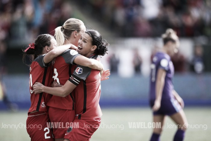 The Road to the NWSL Championship Game: The Portland Thorns