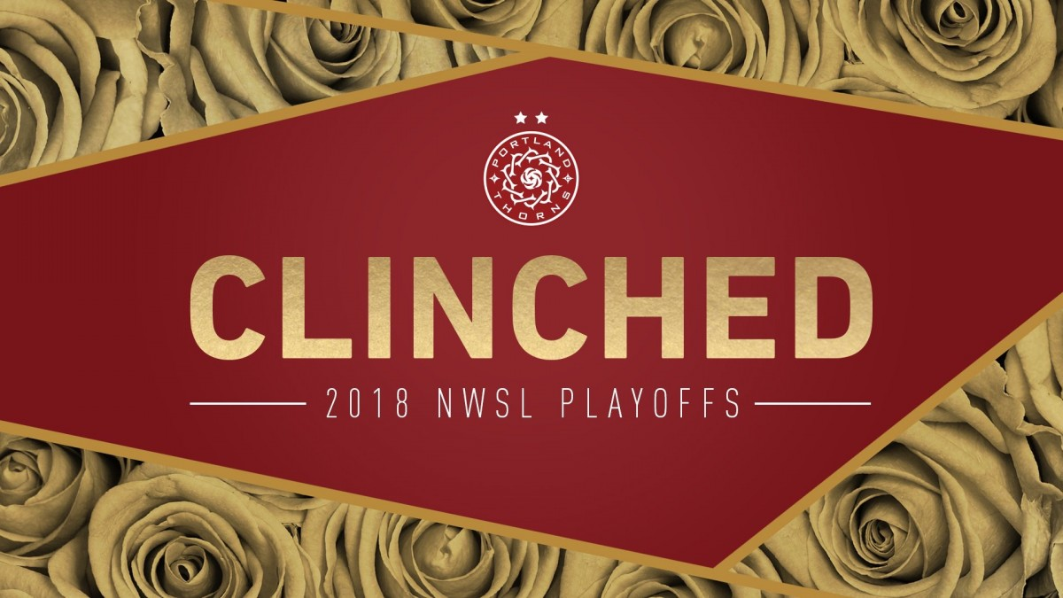 Portland Thorns v Sky Blue FC Recap: Portland clinch playoff spot in win over Sky Blue