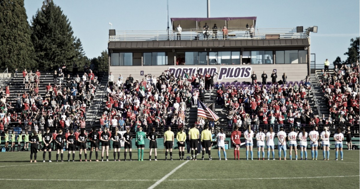 2018 Thorns Spring Invitational recap: Match day one