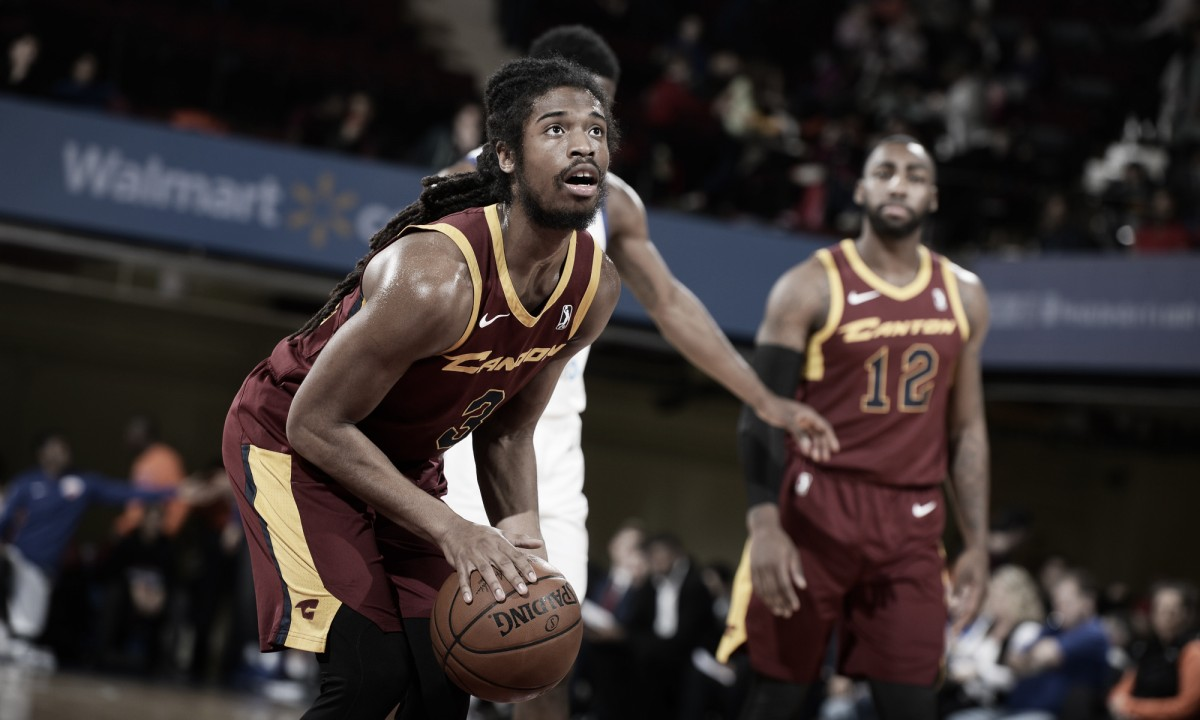 Canton Charge's Marcus Thornton joining Cleveland Cavaliers on 10-day contract