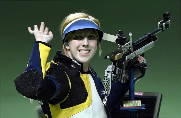 Rio 2016, carabina: l'americana Thrasher è la prima medaglia d'oro dell'Olimpiade