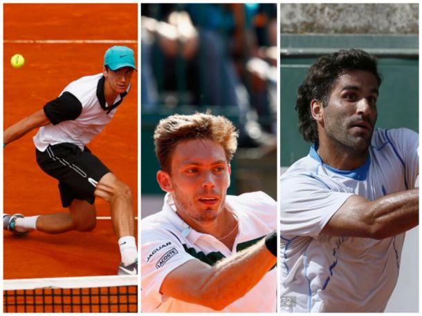 Three Up, Three Down: ATP Post-French Open Edition