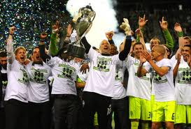 Histórico three peat de los Seattle Sounders