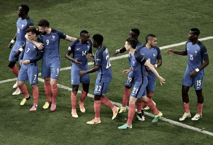Conmebol podría invitar a Francia a la Copa América 2019