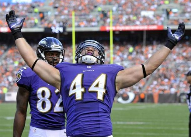 Baltimore Ravens Escape The Dog Pound With A Win Against Cleveland Browns