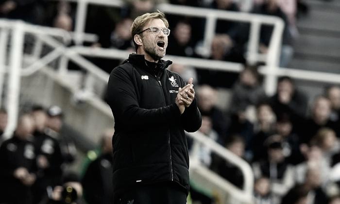 """Klopp, sobre el empate en Newcastle: """"Habrá un día en que metamos todas las ocasiones"""""""