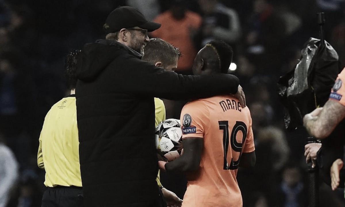 "Mané: ""La ética de Jürgen Klopp es la clave del éxito del Liverpool"""