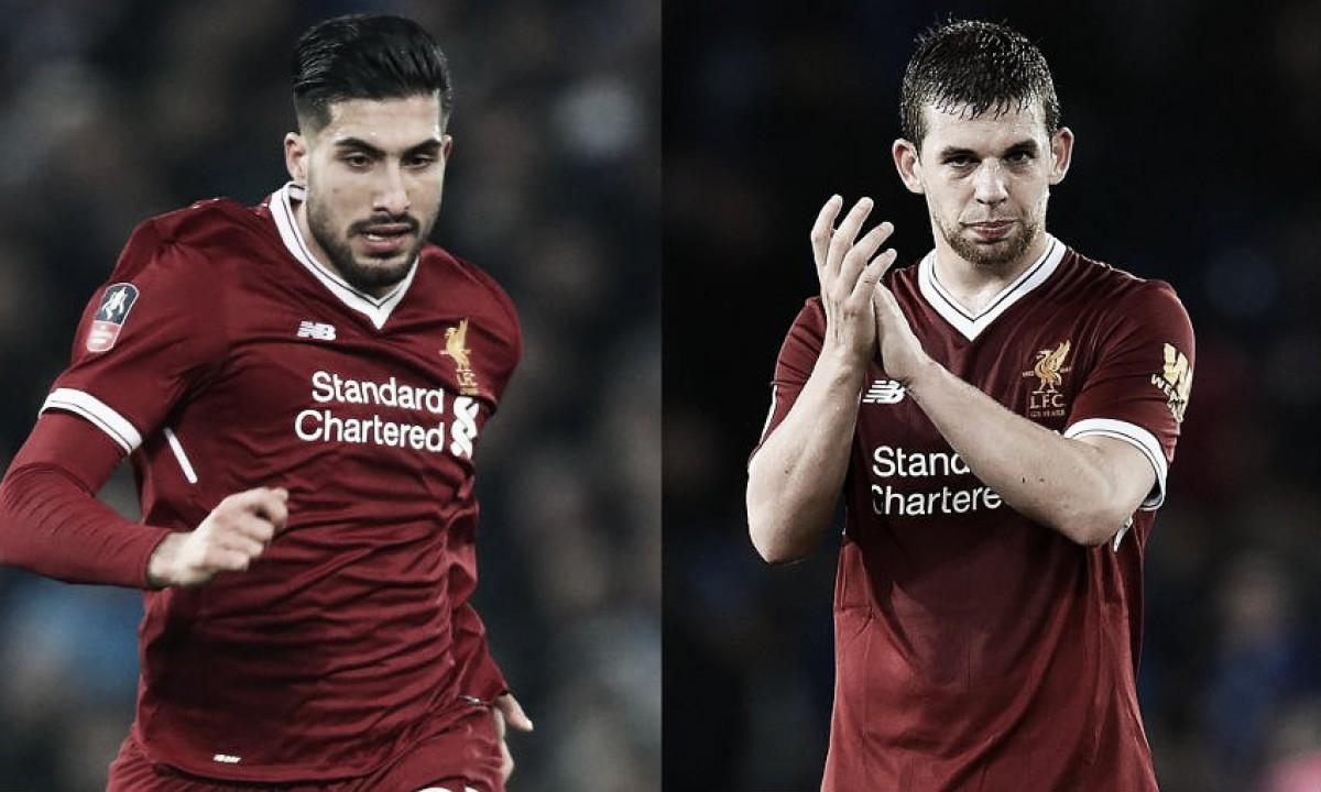 Liverpool confirma las salidas de Emre Can y Jon Flanagan