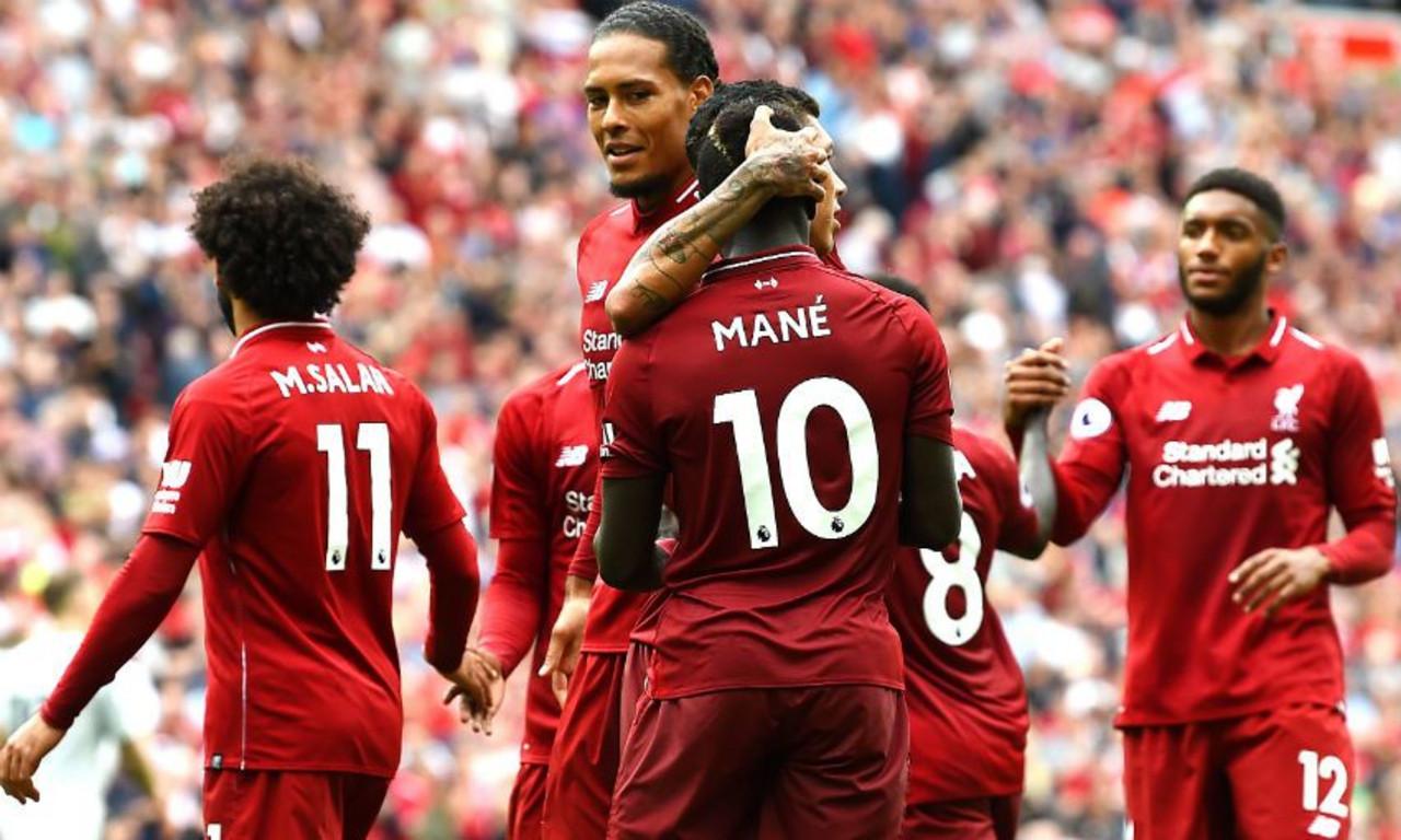 Resumen Liverpool 4-0 Newcastle United en Premier League 2018
