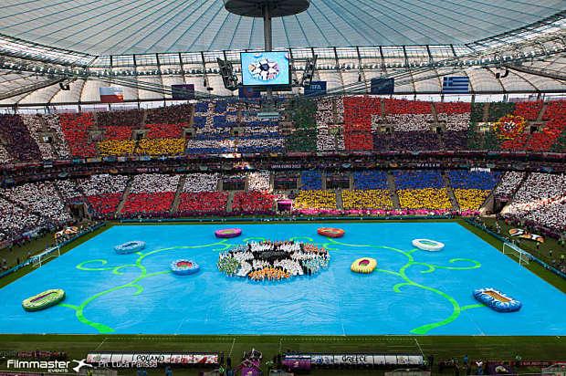 La top 10 di Euro 2012