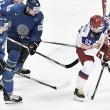 Хоккейный фестиваль голов в Москве