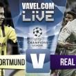 Resultado Borussia Dortmund vs Real Madrid en vivo online en Champions League 2016